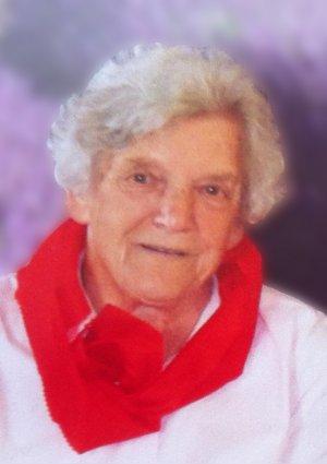 Portrait von Margaretha Rabuse
