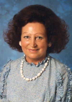 Portrait von Helga Rumbold